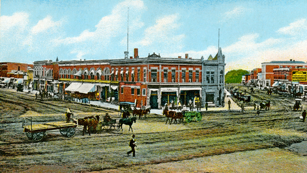 1900 Detailed Time Line Fort Collins History Connection